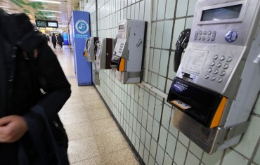 Public Pay Phones Still Active Despite Ubiquity of Mobile Phones