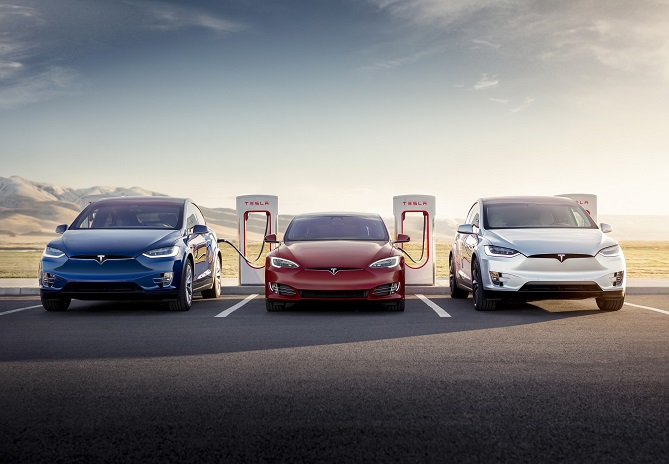 Tesla Basks in Stellar Performance in S. Korea on EV Demand