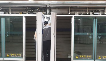 Seoul Subway to Install Foldable Advertisement Boards for Emergency Escape