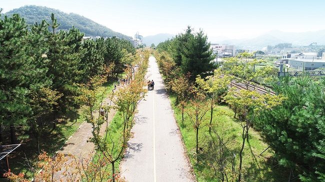 Korea Forest Service to Invest 1 tln Won to Create Urban Forests