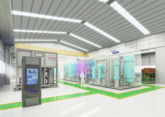 Hyundai Rotem to Build Hydrogen Reformer Plant