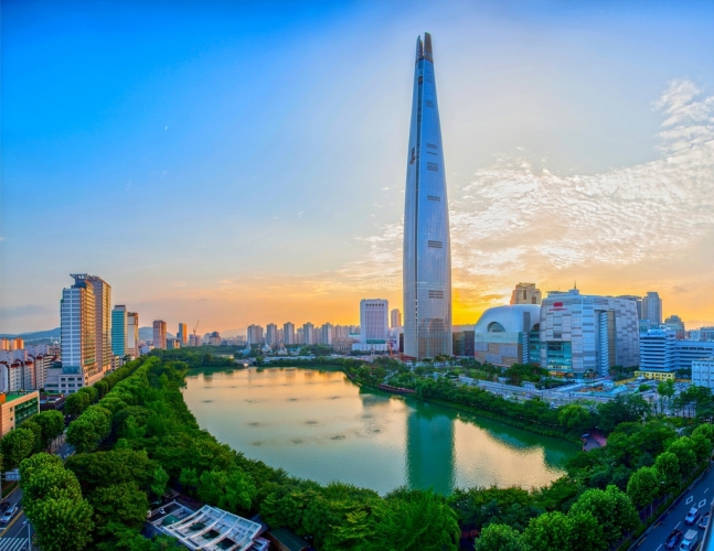 Summerest 2020 to Take Place 534 Meters Above Ground at Lotte World Tower