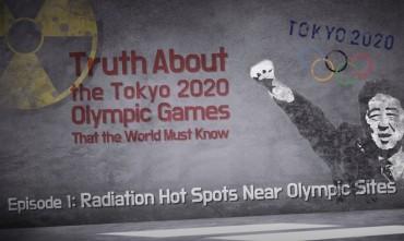 Activist Professor Unveils English-language Video Warning of Tokyo Olympics Radiation Risk