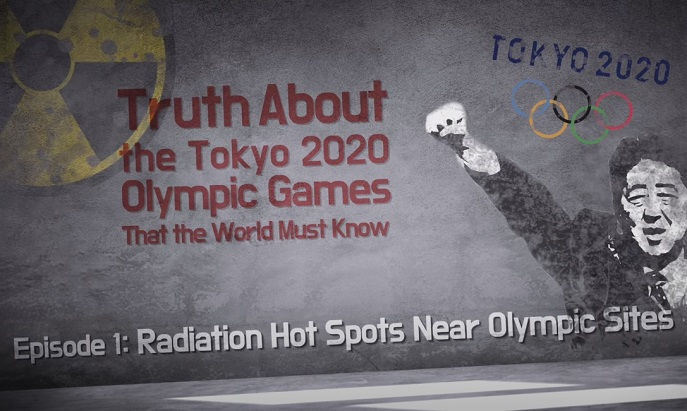 Activist Professor Unveils English-language Video Warning of Tokyo Olympics Radiation Risk