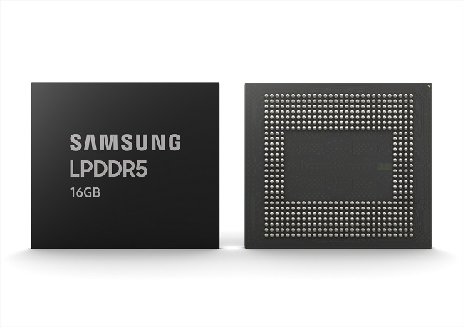 Samsung Remains Atop Smartphone Memory Chip Market in H1