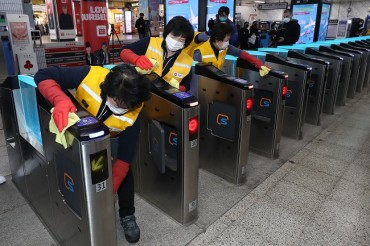 Seoul Subways to Get Contactless Gates by 2023