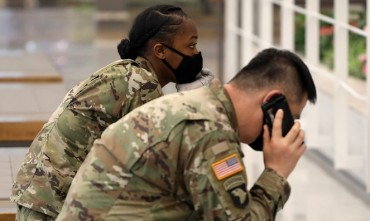 U.S. Requires Negative COVID-19 Test for All Military People for Trip to S. Korea