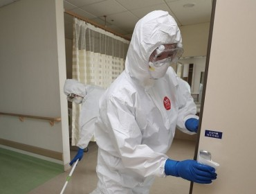 Hospital Janitors Behind Efforts to Battle Coronavirus