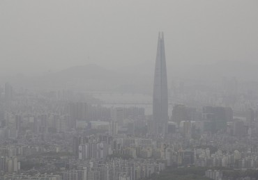 S. Korea's Ultrafine Dust Emissions Fall 8.5 pct in 2017