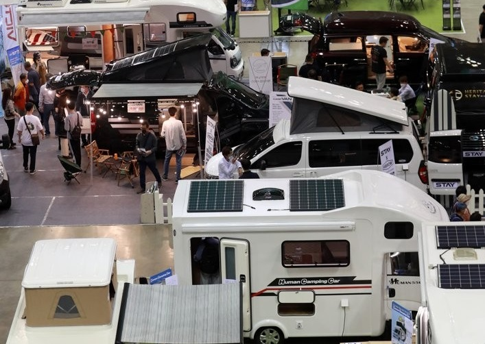 All-in-One Camping Cars Gain Popularity Among Consumers