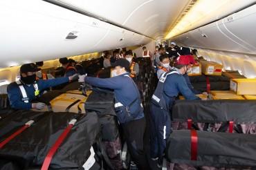 Korean Air Seeks to Convert Passenger Jets into Cargo Planes amid Rising Demand