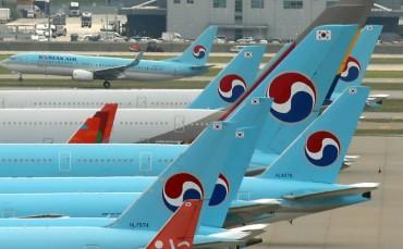Korean Air to Resume Flights to China's Tianjin