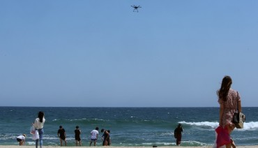 Vacationers Search for Smaller Beaches to Avoid Coronavirus Risk