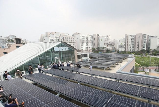 Imports of Chinese Solar Modules Surge as S. Korean Renewable Energy Market Grows