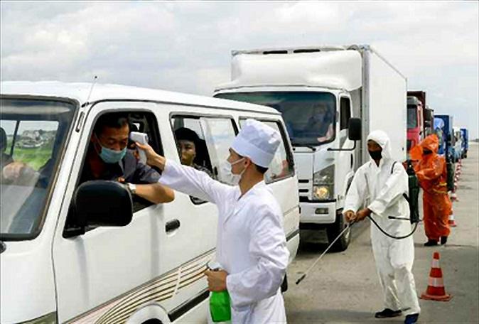 N. Korea Intensifies Antivirus Efforts in Pyongyang After Border Town's Lockdown