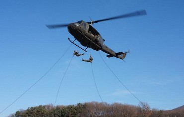 Army's UH-1H Choppers Retired After 52 yrs of Service