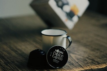 Coffee Lovers in South Korea Have a Crush on Coffee Pods' Charm