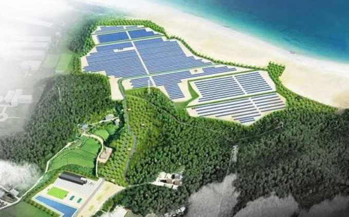 "S. Korea's First ""Green Conversion"" Power Plant Completed"