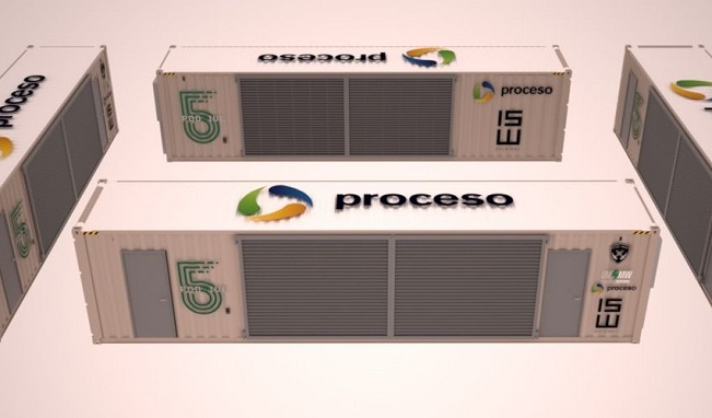 ISW Holdings Initializes Production of 1MW Proceso S19 Pod5ive Data Center Design for Shipment to 100-Megawatt Bit5ive Project