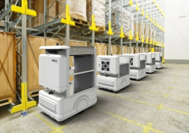 Hyundai Glovis to Develop Close-to-Life Logistics Service Using Self-driving Robots