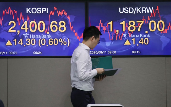 Foreign IBs Sanguine About S. Korean Stock Market