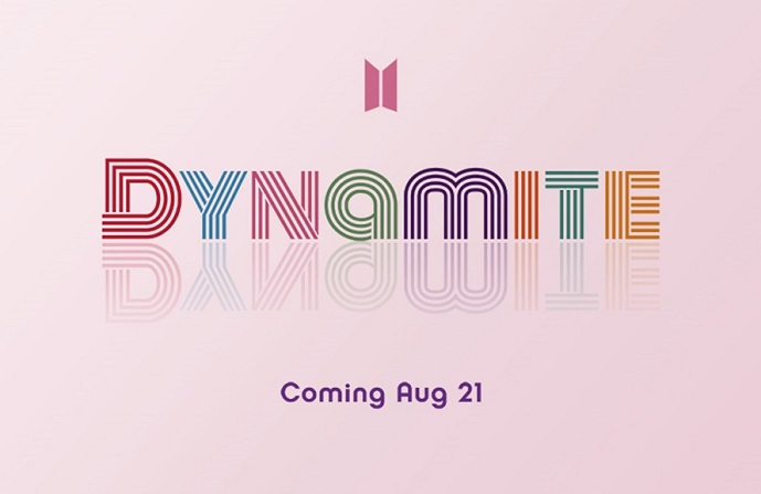 "A teaser image for K-pop group BTS' upcoming single album ""Dynamite"" shared on the band's social media on Aug. 3, 2020."