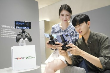 SK Telecom to Launch Microsoft's Xbox Cloud Game Service in S. Korea
