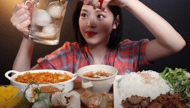 Advertising Controversy Grips S. Korean Mukbang YouTubers