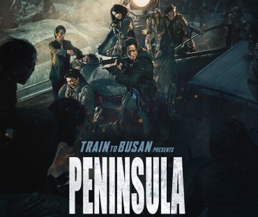 S. Korean Zombie Blockbuster 'Peninsula' Tops Canadian Box Office