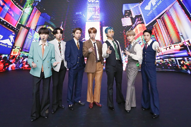 BTS Tops Billboard's Artist 100 and Social 50 Charts