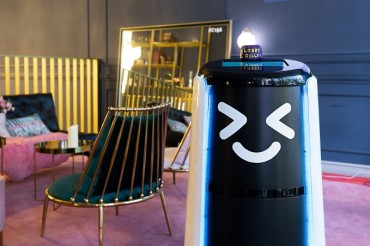Delivery Robot to Offer Room Service at Hotels