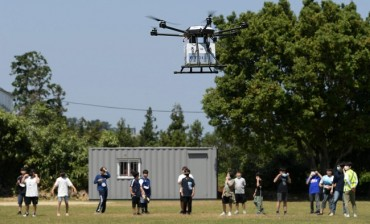 Jeju Island Expands Drone Projects