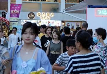 Shanghai Koreatown Enjoying a Resurgence