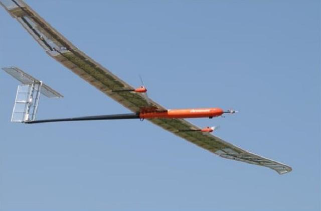 S. Korean Solar-powered UAV Breaks Record for Longest Continuous Flight