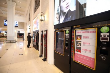 S. Korean Moviegoers Less Worried About Coronavirus at Cinemas