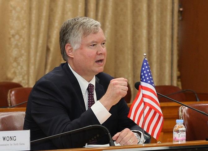 This file photo shows U.S. Deputy Secretary of State Stephen Biegun. (Yonhap)