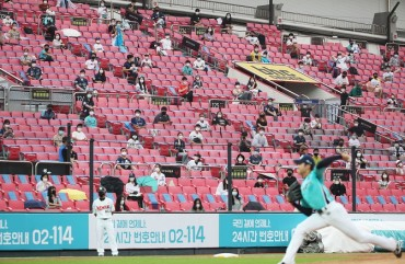 S. Korea to Allow Stadiums to be at 30 pct Capacity for Pro Sports
