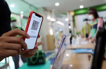 Mandatory QR Code-based Entry Log System to be Applied to Wedding Halls