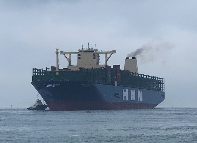 HMM Moves to Reduce Greenhouse Gas Emissions from Ships