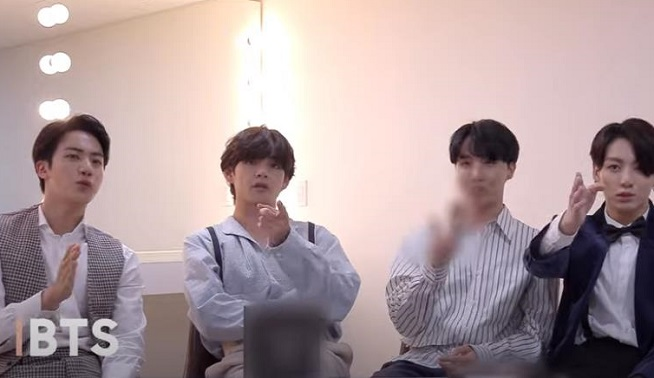 Samsung Features BTS in Second Teaser for New Mobile Devices Event