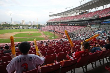 Cap on Baseball Crowds Raised to 25 pct of Capacity This Week