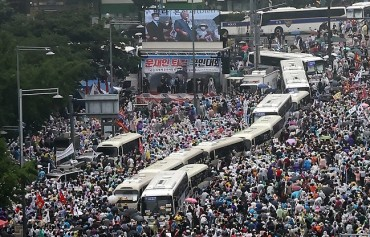 Seoul City to Ban Rallies of 10 or More People in Anti-virus Move