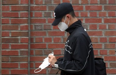Star Actor Park Bo-gum Joins Military amid COVID-19 Pandemic