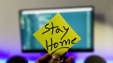 Citizens Voluntarily Spreading '#stayhomechallenge' Movement to Fight Coronavirus