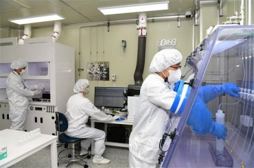 Institute Kicks Off Purity Analysis Service for Locally-made Hydrogen Fluoride