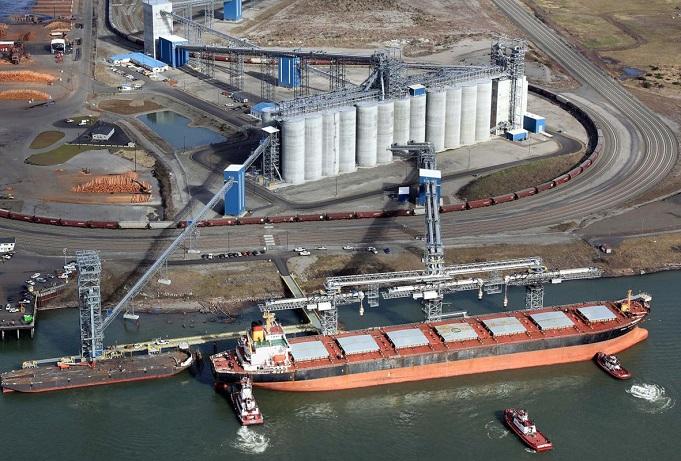 Pan Ocean Buys into U.S. Grain Terminal