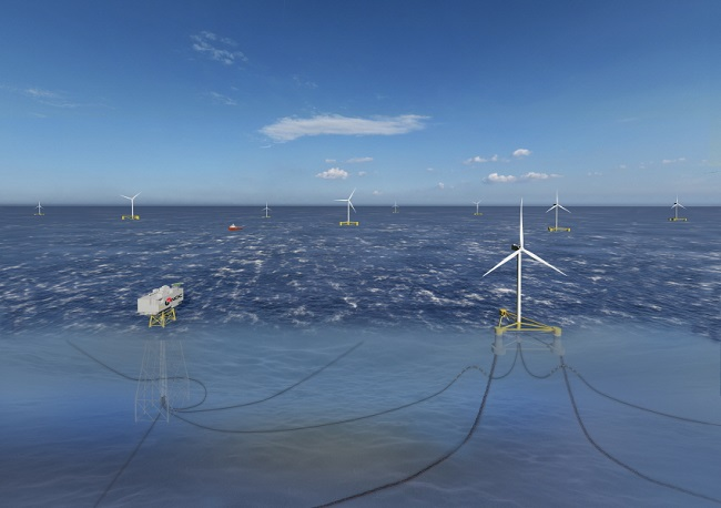 Doosan Heavy to Join Hands with KNOC for Offshore Wind Farms