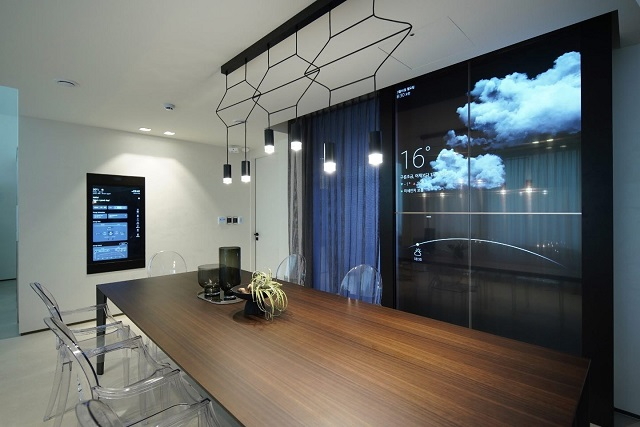 LG Unveils Smart Home Studded with Latest Tech