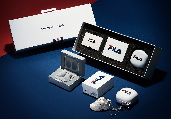 Samsung Collaborates with Fila on Wireless Earbuds Accessories