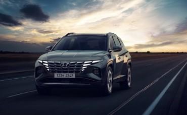 Hyundai to Launch New Tucson SUV Next Month